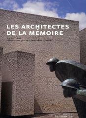Les architectes de la memoire - Intérieur - Format classique