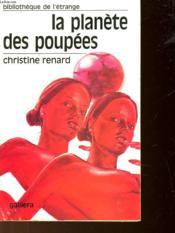La Planete Des Poupees - Couverture - Format classique