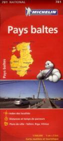 Pays Baltes (édition 2012) - Couverture - Format classique