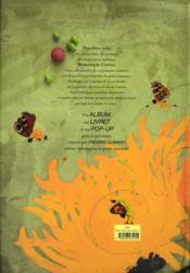 Botanique circus ; la mirobolante histoire du géant aux feuilles de chou - 4ème de couverture - Format classique