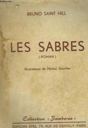 Les Sabres (Roman) - Couverture - Format classique