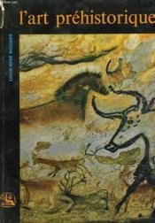 L'Art Prehistorique - Couverture - Format classique
