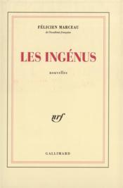 Les Ingénus - Couverture - Format classique