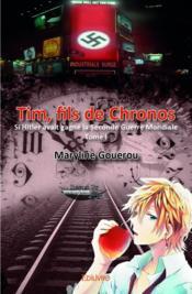 Tim, fils de Chronos t.1 - Couverture - Format classique