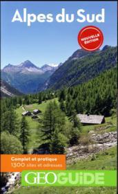 Alpes du sud - Couverture - Format classique