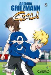 Goal ! T.2 - Couverture - Format classique