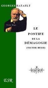 Le Pontife De La Demagogie - Couverture - Format classique