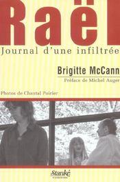 Rael journal d'une infiltree - Intérieur - Format classique