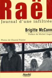 Rael journal d'une infiltree - Couverture - Format classique