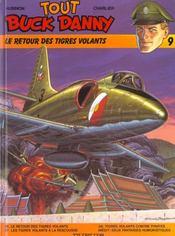 Tout Buck Danny ; INTEGRALE VOL.9 ; T.26 A T.28 ; le retour des tigres volants - Intérieur - Format classique