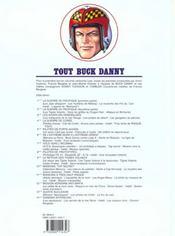 Tout Buck Danny ; INTEGRALE VOL.9 ; T.26 A T.28 ; le retour des tigres volants - 4ème de couverture - Format classique