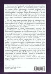 Parfum De Pluie Sur Les Balkans - 4ème de couverture - Format classique