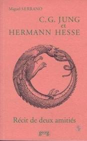 Jung Et Hermann Hesse - Couverture - Format classique