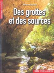 Des Grottes Et Des Sources - Intérieur - Format classique