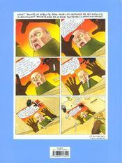 EDIKA ; edika t.27 ; peurs bleues - 4ème de couverture - Format classique