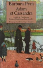 Adam et Cassandra - Couverture - Format classique