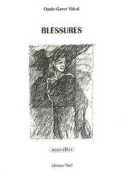 Blessures - Couverture - Format classique