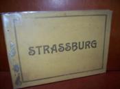 Strassburg - Couverture - Format classique