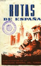 Rutas De España - Couverture - Format classique