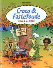 Croco fast croco a crocs1 - Intérieur - Format classique