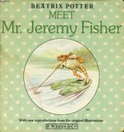 MEET Mr. JEREMY FISHER - Couverture - Format classique