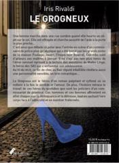 Le grogneux - 4ème de couverture - Format classique