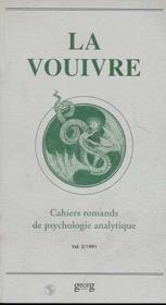 Vouivre Cahiers T.2 De Psychologie Analytiqu - Couverture - Format classique