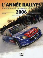 L'annee rallyes 2006 - Intérieur - Format classique