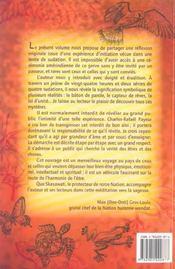 Initiation Chez Les Amerindiens - 4ème de couverture - Format classique