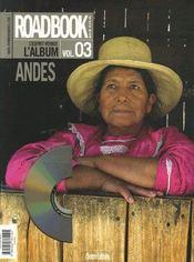Roadbook t.3 ; les andes - Intérieur - Format classique