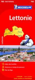 Lettonie (édition 2012) - Couverture - Format classique