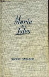 Marie Des Isles Ii - Couverture - Format classique