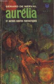 Aurelia Et Autres Contes Fantastiques - Couverture - Format classique