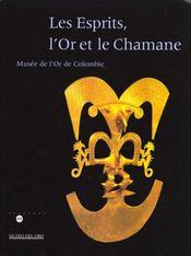 Les esprits l'or et le chaman ; grand palais - Intérieur - Format classique