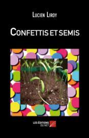 Confettis et semis - Couverture - Format classique