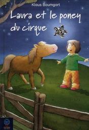 Laura et le poney du cirque - Intérieur - Format classique