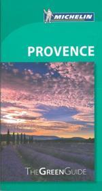 LE GUIDE VERT ; Provence - Couverture - Format classique