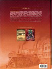 Dickens & Dickens T.2 ; jeux de miroir - 4ème de couverture - Format classique