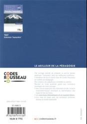 Code Rousseau ; code extension