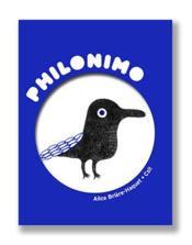 Philonimo T.2 ; le corbeau d'Epictète - Couverture - Format classique