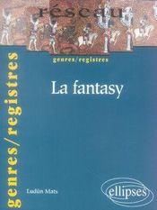 La fantasy - Intérieur - Format classique