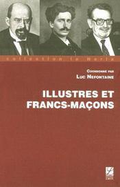 Illustres et francs-macons - Intérieur - Format classique