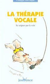 Therapie vocale (la) n.60 - Intérieur - Format classique