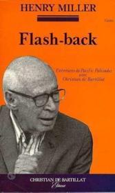 Flash Back - Couverture - Format classique