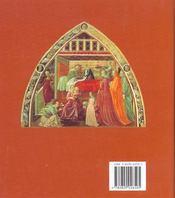 Art Et Architecture ; Toscane - 4ème de couverture - Format classique