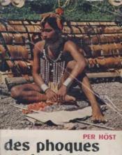 Des phoques et des indiens - Couverture - Format classique