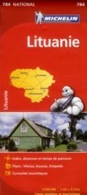 Lituanie (édition 2012) - Couverture - Format classique