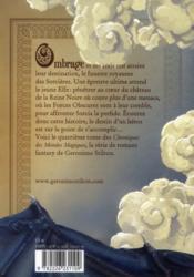 Chroniques des mondes magiques T.4 ; l'anneau de lumière - 4ème de couverture - Format classique