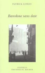 Barcelone sans date - Intérieur - Format classique