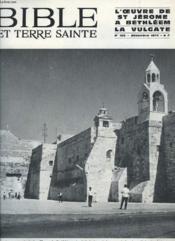 Bible Et Terre Sainte, N° 166, Dec. 1974 - Couverture - Format classique